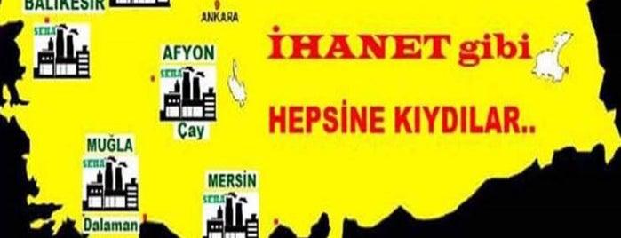 Bağış Sokak is one of CADDE-SOKAK.
