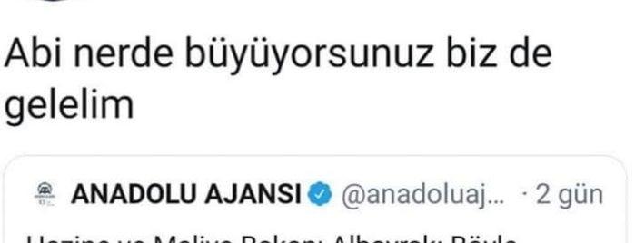 Türkiye Haber is sendikasi is one of İŞYERLERİ.