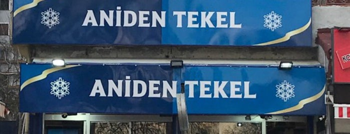 Çaldıran Sokak is one of CADDE-SOKAK.