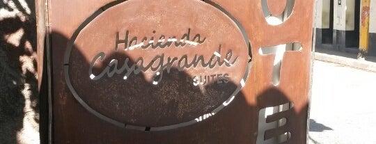 Hacienda Casagrande is one of Locais curtidos por Leslie.