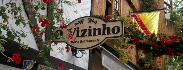 O Vizinho is one of Restaurantes em Campos do Jordão.