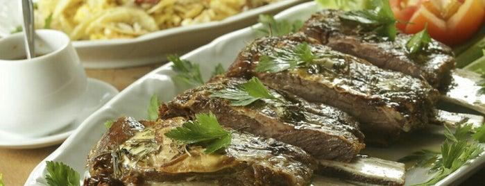 Panela Cheia is one of Restaurantes a conhecer.