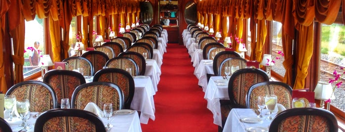 Napa Valley Wine Train is one of Tempat yang Disimpan Lindsay.