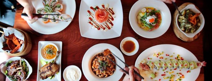 Yamamori Sushi is one of [To-do] Dublin.
