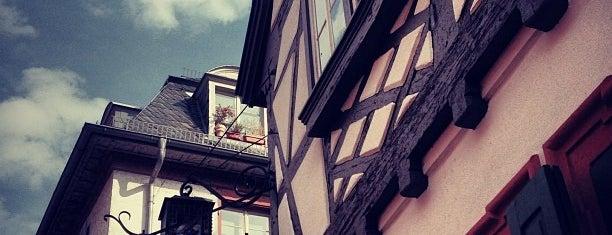 Goldener Anker is one of Hervorragende Küche in Pforzheim.