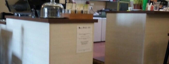 Naše Café is one of Kde si pochutnáte na kávě doubleshot?.