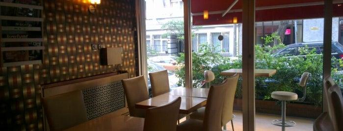 Kafika - Kaçırdığınız Filmler Kahvesi is one of Must-visit Açık alanlar ve Dinlence in İstanbul.