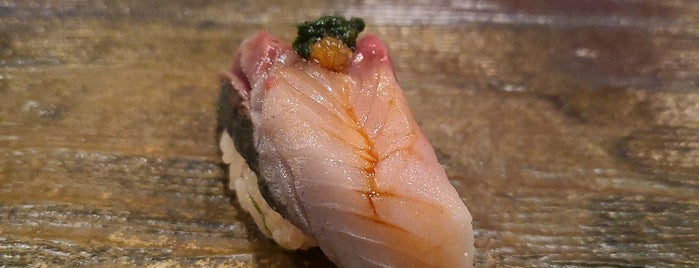 Sushi Shimizu is one of 서울 스시🍣🐟🦀.