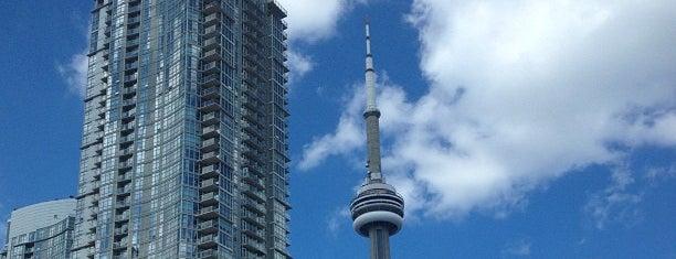 City of Toronto is one of Lieux qui ont plu à Bruna.