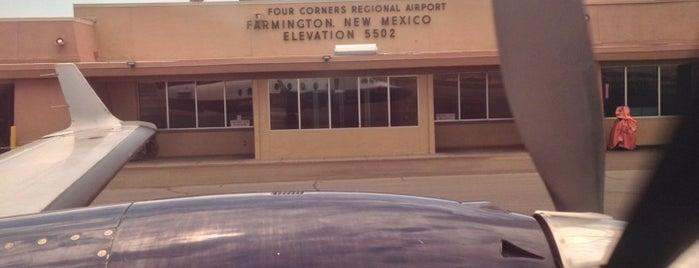 Four Corners Regional Airport (FMN) is one of Orte, die Yunus gefallen.