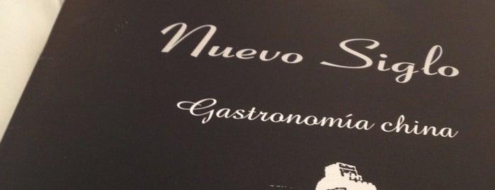 Restaurante Chino Nuevo Siglo is one of Restaurantes.
