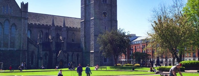 St Patrick's Cathedral | Ardeaglais Naomh Pádraig is one of Dublin.
