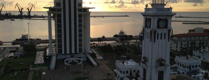 Sky Lounge Emporio is one of Veracruz.