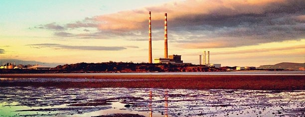 Sandymount Strand is one of Dublin is dope.