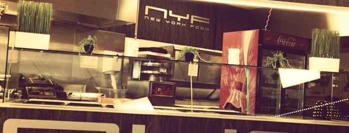 New York Food is one of Orte, die Andreas gefallen.