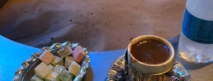 Şirince Kumda Kahve is one of Lugares favoritos de Caner.