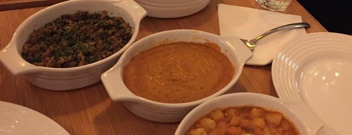 Keren View Vegan Restaurant is one of To try in London - 2020.