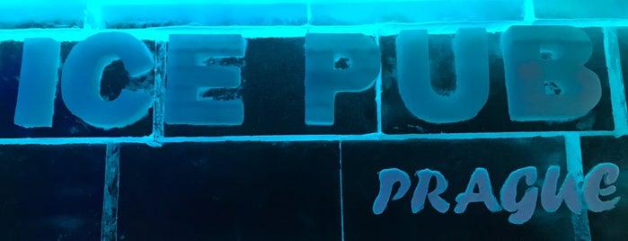 Ice Pub Prague is one of Posti salvati di Rptr.
