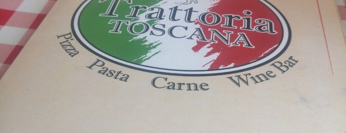 Trattoria Toscana is one of Pabloさんのお気に入りスポット.