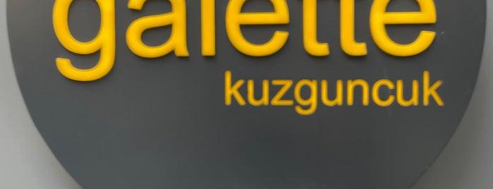 Galette Kuzguncuk is one of Istanbul 2.