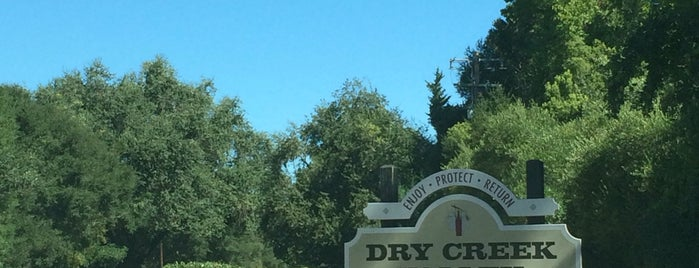 Dry Creek Valley is one of Posti salvati di Darcy.