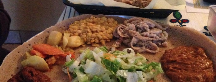 Merkato Ethiopian Cafe is one of Vegas to do.