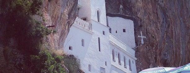 Manastir Ostrog is one of Gezilecek Yerler ve Müzeler.