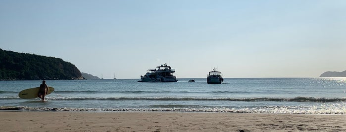 Praia De Lopes Mendes is one of Orte, die Cris gefallen.