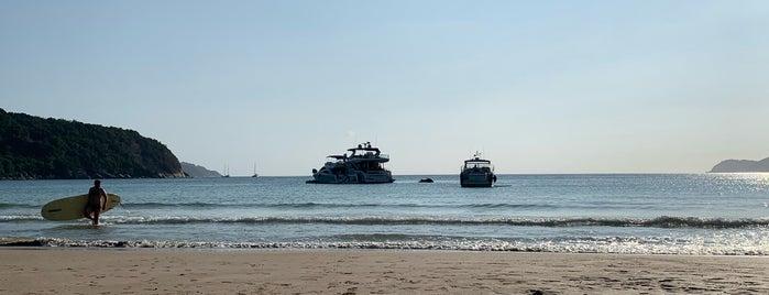 Praia De Lopes Mendes is one of Tempat yang Disukai Cris.