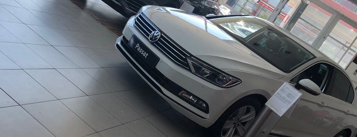 Volkswagen Özön Otomotiv is one of Locais curtidos por 𝐘𝐀𝐕𝐔𝐙 𝐊𝐀𝐙𝐀𝐍𝐂𝐈.