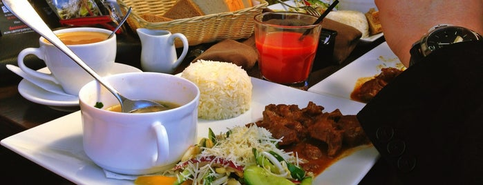 VietCafe is one of Обеды.