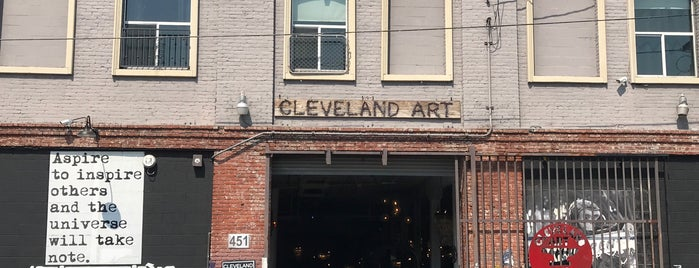 Cleveland Art is one of California King.