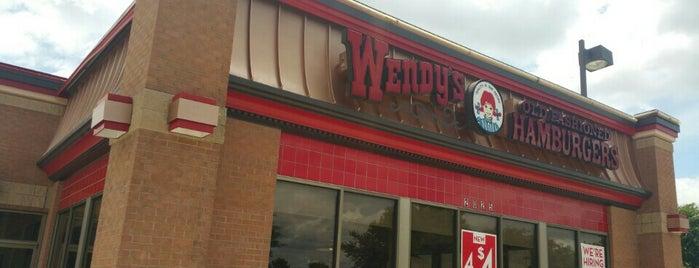 Wendy's is one of Lugares favoritos de Juliana.