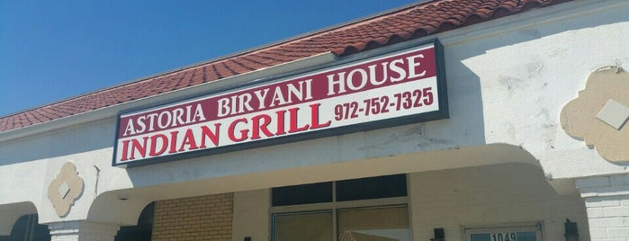 Astoria Briyani point is one of Mangat's Liked Places.