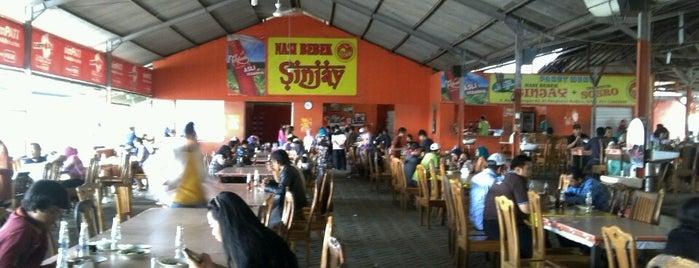 Nasi Bebek Sinjay is one of Tempat yang Disimpan willy.