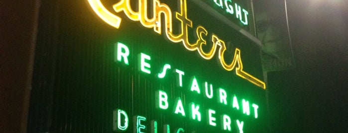Canter's Delicatessen is one of #myhints4LosAngeles.