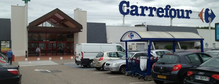 Centre Commercial Carrefour Brive is one of Prive.