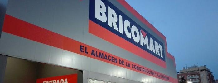 Bricomart Usera is one of Eli'nin Beğendiği Mekanlar.