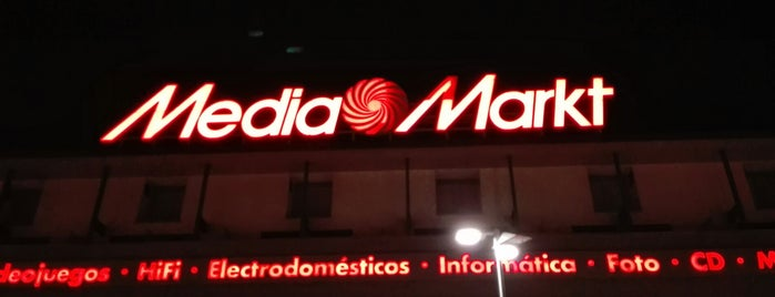 Media Markt is one of Mundo madrileño.