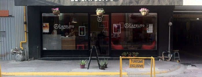 El Cafelito is one of Monterrey.