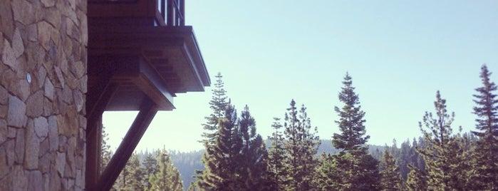 The Ritz-Carlton, Lake Tahoe is one of S. Lake Tahoe To-Do List.