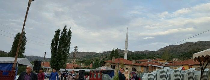 Çatköy is one of Çubuk.