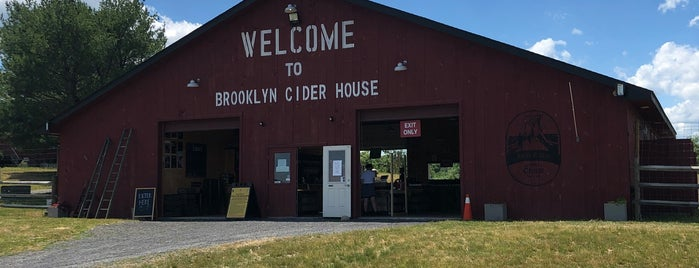 Brooklyn Cider House is one of Kingston, NY.