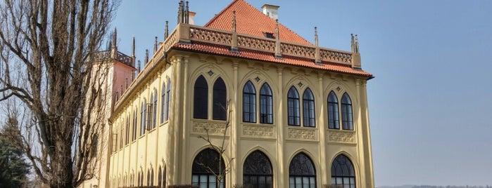 Místodržitelský letohrádek is one of Praha - Prague - Praga.