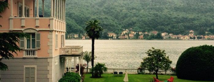 Villa Lago Lugano is one of Posti che sono piaciuti a Hemera.