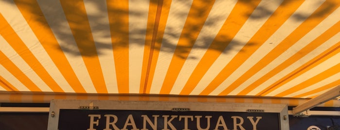 Franktuary Truck is one of PGH favorites.