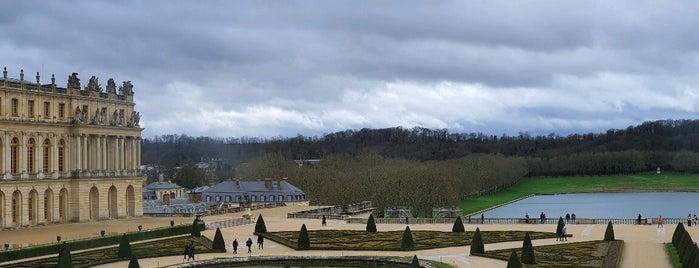 Jardins du Château de Versailles is one of NYC➡️SPAIN➡️FRANCE➡️ITALY Trip.
