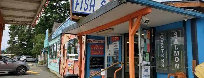 South Beach Fish Market is one of Portland / Oregon Road Trip.