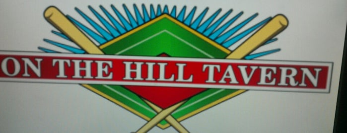 On The Hill Tavern is one of Boston Bars & Pubs.