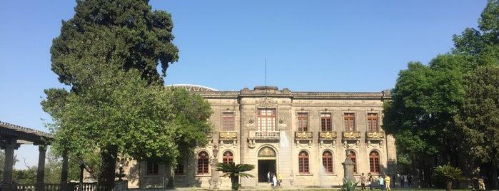 Castillo de Chapultepec is one of Mexico City activities.